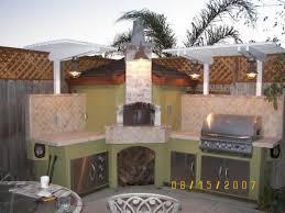 Outdoor Kitchen Ideas Designs - outdoor kitchen ideas designs l shaped split level pictures plans