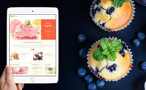 application cuisine android ordering system for bakeries with web ios and android application