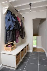 Diy Entryway Diy Entryway Bench With Storage Entry Transitional With