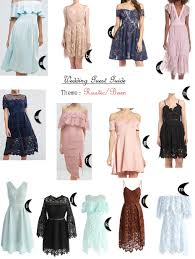 what to wear for a wedding rustic or barn wedding theme wedding guest dresses what to wear