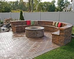 Backyard Patio Design Exciting Brick Backyard 20 Charming Patio Designs Gardening Design