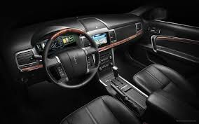 lincoln interior 2011 lincoln mkz hybrid interior wallpaper hd car wallpapers