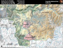 Usfs Fire Map Saturday Morning September 9 Update On Fires Currently Burning In
