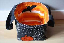 jack on black reusable personalized halloween bucket inhabitots