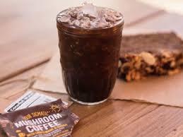 Basta Santé : la tendance du café aux champignons - Biba #ME97