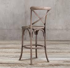 madeleine armless stool