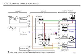 honeywell thermostat wiring diagram installing rth7500d heat