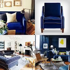 Blue Suede Chair Best Blue Velvet Sofas Blog Roger Chris