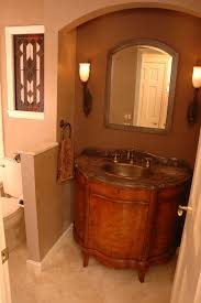 magnificent bathroom vanities for small spaces with brown marble