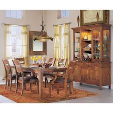 Dining Room Table And Hutch Sets by Urban Craftsmen Dining Room Set Klaussner Furniture Cart