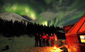 trips to see northern lights 2018 northern lights holidays where to see the northern lights