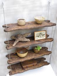 driftwood shelves display shelving shelving system wall shelves