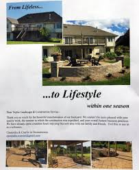 taylor landscape and concrete services milwaukee colored