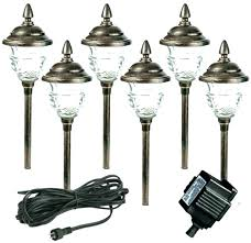Malibu Led Landscape Lighting Kits Malibu Landscape Lighting Sets Lights Low Voltage Outdoor Lighting