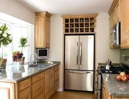 kitchen hutch ideas narrow kitchen hutch rudranilbasu me