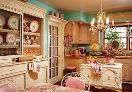 Shabby Chic Kitchen Furniture Shabby Chic Kitchen Photos Ideas