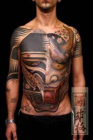 62 japanese hannya mask tattoos