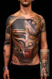 hannya mask samurai tattoo 62 japanese hannya mask tattoos