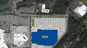 Floor Plan Ikea Why Ikea Picked Cary Towne Center And Other Facts About The New