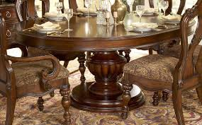 Tuscan Dining Room Chairs Furniture U0026 Accessories Round Dining Table Round Wooden Dining