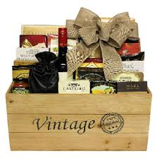 canada gift baskets vintage crate assorted gourmet gift basket gift baskets canada