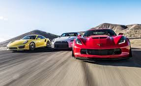 all types of corvettes 2015 chevrolet corvette z06 vs nissan gt r nismo porsche 911