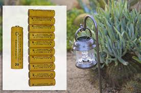 can you use regular batteries in solar lights 5 main reasons why your solar lights are not performing as well as
