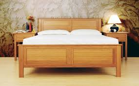 wood bed frame with drawers solid wood platform bed frame design selections homesfeed