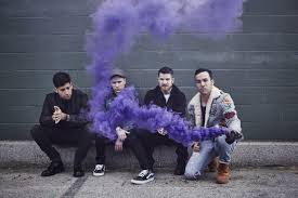 boy photo album fall out boy discuss new single and menace and