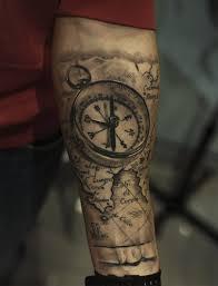 one piece compass tattoo rose and compass tattoo tattoos pinterest compass tattoo