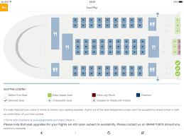 Boeing 787 9 Seat Map Thomson 787 Dreamliner Seating Plan Premium Image Gallery Hcpr