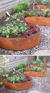 extra large outdoor planters best 25 corten steel planters ideas on pinterest corten steel