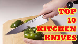 Reviews Of Kitchen Knives 10 Best Kitchen Knives 2017 Top Best Kitchen Knives Reviews