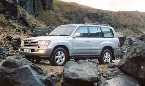 land cruiser off road toyota land cruiser amazon station wagon review 2002 2006