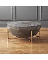 holiday sale darbuka brass coffee table by cb2