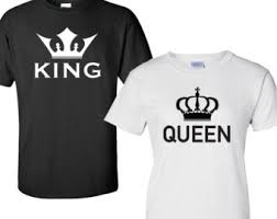 couple sweatshirts king and queen his and her shirts groom
