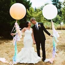 36 inch balloons 36 inch ballons helium inflable balloons wedding