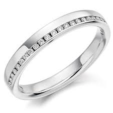 white gold wedding ring 9ct white gold diamond wedding ring 0005016 beaverbrooks the
