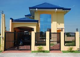 bedroom house color schemes exterior philippines modern house