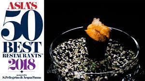 cuisine s 50 s 50 best restaurants 2018 the list in pictures