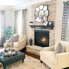 Best Living Rooms And Entertaining Images On Pinterest - Living room designs with fireplace