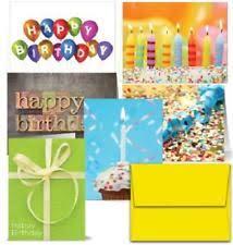 birthday greeting cards ebay