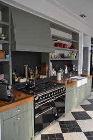 cuisine style anglais agencement menuiserie resbeut normandie manche calvados