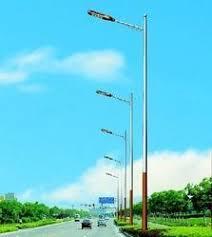 decorative street light poles street light pole at best price in india