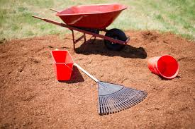 Garden Mulch Types - landscape mulch how do you select the proper type