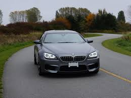 matte grey bmw 2014 bmw m6 gran coupe road test review carcostcanada