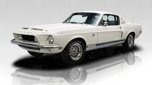1957 shelby mustang 1968 shelby mustang gt500 kr review top speed
