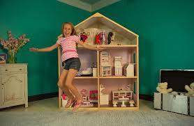amazon com my u0027s dollhouse for 18 u0027 u0027 dolls country french