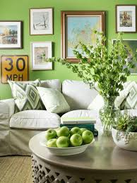 Colors For Living Room Walls by Introducing The 2017 Pantone Color Of The Year Greenery Hgtv U0027s