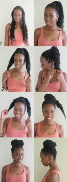hair braiding styles step by step 10 instructions directing you on how to style box braids